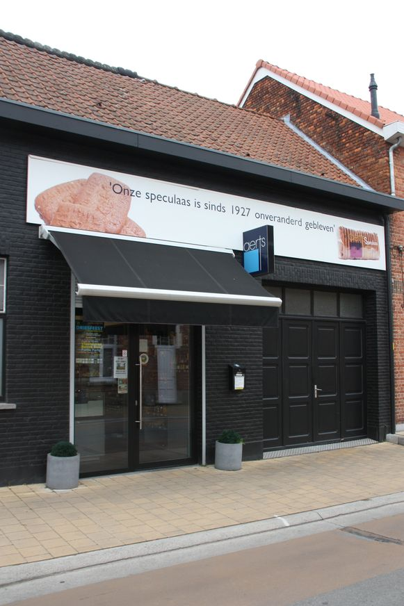 De winkel en productieruimte in Sombeke verhuizen naar Lokeren.