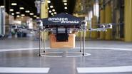 Amazon onthult mogelijke details van zijn drones in patentaanvraag