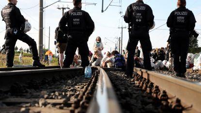 Agenten gewond bij klimaatbetoging in Duitsland