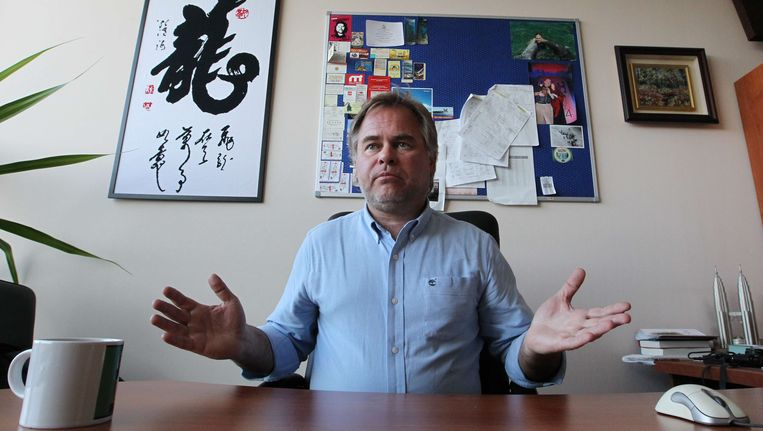Eugene Kaspersky, CEO van het Russische Kaspersky Lab.