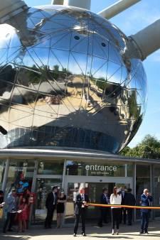 L'Atomium rouvre ses portes au public