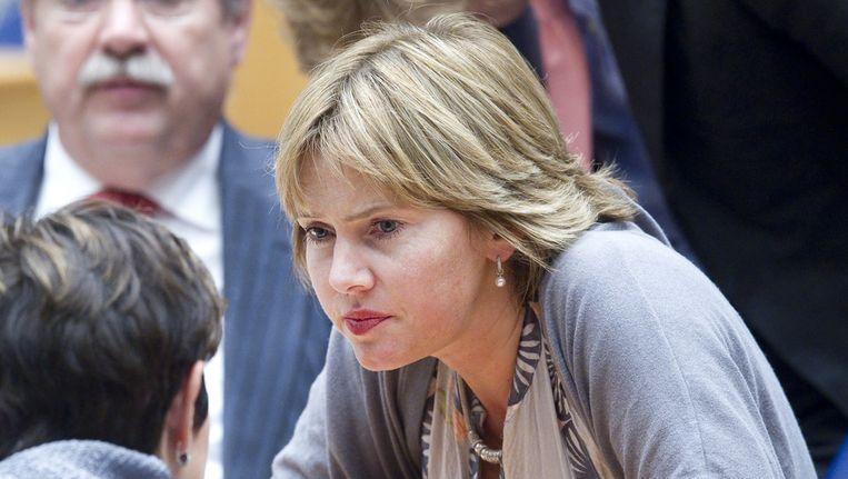 VVD-kamerlid Cora van Nieuwenhuizen Beeld ANP