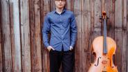 """Eeklose cellist Mathieu Jocqué keert terug uit Duitsland voor concert in geboortestad: """"De Academie in Eeklo was de start van alles"""""""