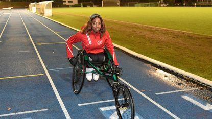 """""""Dromen van ticket voor Paralympics"""""""