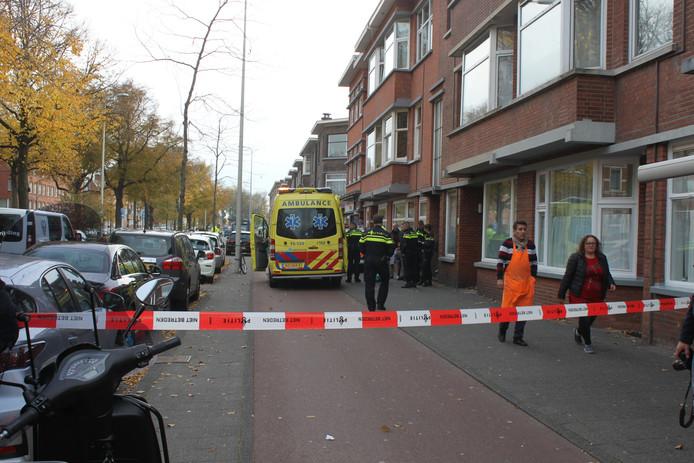De La Reyweg den haag ongeluk peuter