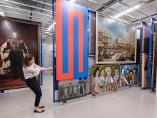 Voorbereidingen voor megaverhuizing van 65.000 kunstwerken