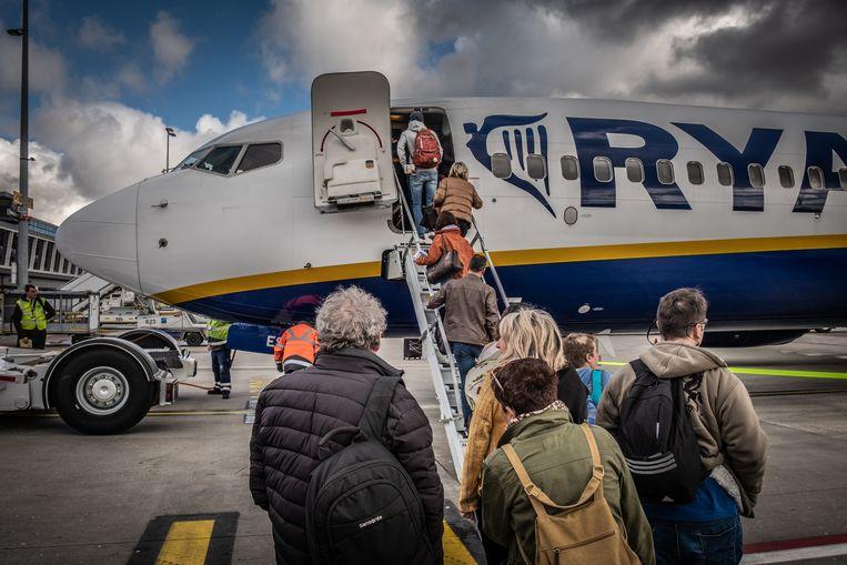 85,5% van alle vluchten van en naar Zaventem blijven binnen Europa