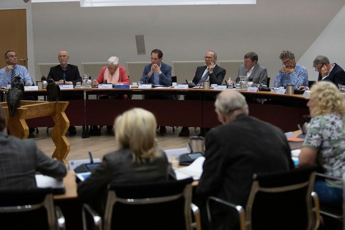 De gemeenteraad van Valkenswaard gaat vanwege het coronavirus 'schriftelijk' vergaderen (archieffoto).