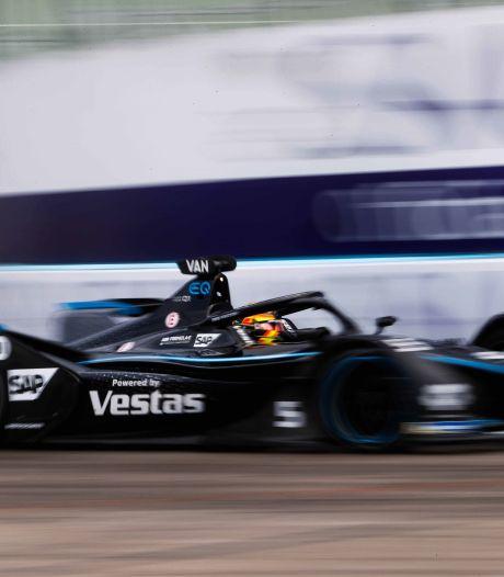 Première victoire en Formule E pour Stoffel Vandoorne, qui termine 2e du championnat