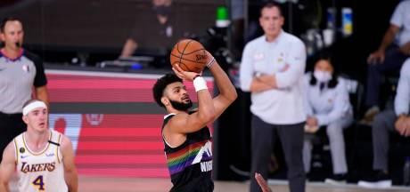 Nuggets lopen in op Lakers, Donovan nieuwe trainer Bulls