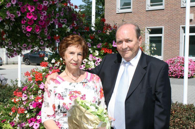 Gouden Bruiloft Hugo Vervaet en Edith Wylock