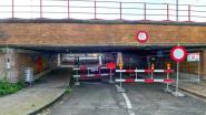 Werken Guido Gezelleplaats-Stationsplein: tunnel vanaf maandag ook afgesloten voor voetgangers en fietsers