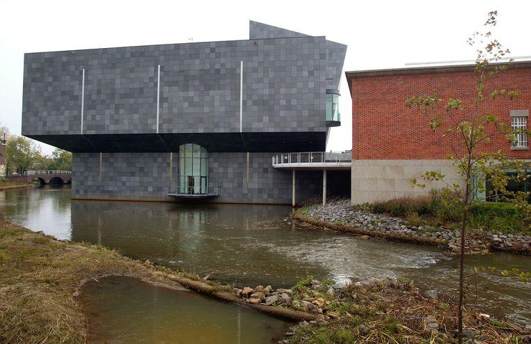 Het Van Abbemuseum in Eindhoven. Beeld anp