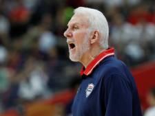 """Les États-Unis """"en danger à cause du racisme"""" selon le coach des Spurs Gregg Popovich"""
