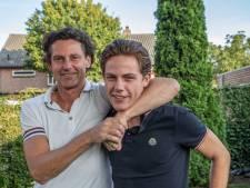 Gemert-OSS'20 wordt een duel tussen vader en zoon: 'Als ik win ga ik hem er vaak aan herinneren'