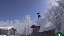 En toen werd nacht even dag: gigantische meteoriet stort neer in Finland