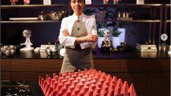Wow! Dit gebeurt er wanneer een architect besluit banketbakker te worden: wiskundige taarten en futuristische cakes om je vingers bij af te likken