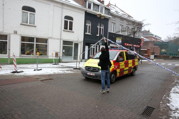 De brandweer kon om 11.45 uur vertrekken: de gasgeur die op het Onze-Lieve-Vrouwinstituut hing was ongevaarlijk