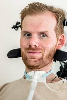 ALS-patiënt Garmt stapt uit het leven: Aan elke gedachte kan ik wennen, behalve het afscheid van mijn dochtertje