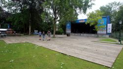 Exhibitionist schrikt Minnewaterpark op