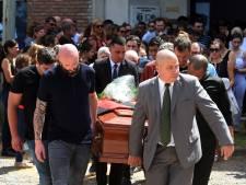 Familie en vrienden nemen afscheid van voetballer Sala