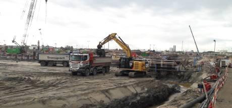 Domper na ernstige bodemschade: sluis Terneuzen kost 50 miljoen extra