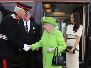 Ce vêtement que Meghan Markle évite de porter pour ne pas fâcher Elizabeth II