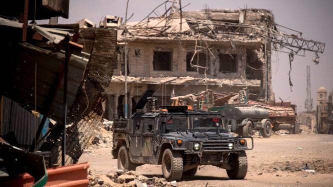 """Vrees voor wraakgeweld in Mosoel: """"Irak straft collectief families van IS-leden"""""""