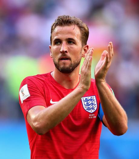 Kane in voetsporen Lineker als topscorer op een WK