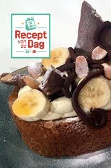 Recept van de dag: Bananasplitslof