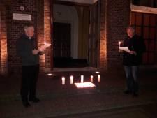 Groesbeek staat massaal stil bij alle slachtoffers van coronavirus