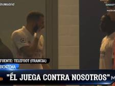 """Quand Benzema demande à Mendy de boycotter Vinicius: """"Ne joue pas avec lui, il est contre nous"""""""