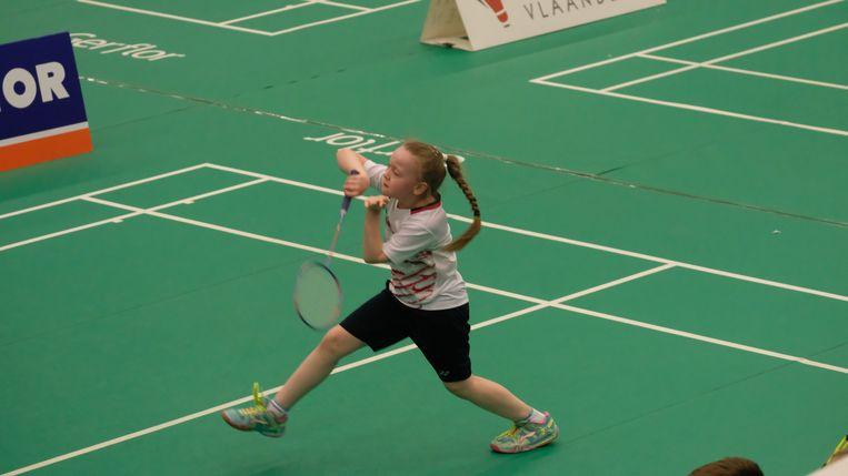 Den Willecom in Edegem was vier dagen het decor voor het Victor JOT badmintontoernooi.