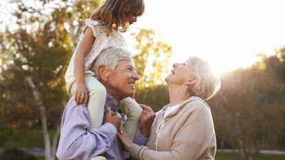Van 'oma en opa' tot 'bompi en moeti ': deze roepnamen gebruiken we voor onze grootouders
