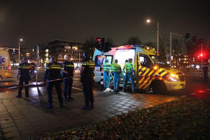 Vermoedelijk steekincident Delft