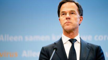 "Nederlandse premier Rutte: ""Belgen, blijf weg uit Nederland!"""