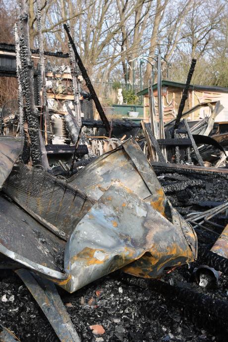 Onrust na weer een brand op vakantiepark Kruininger Gors