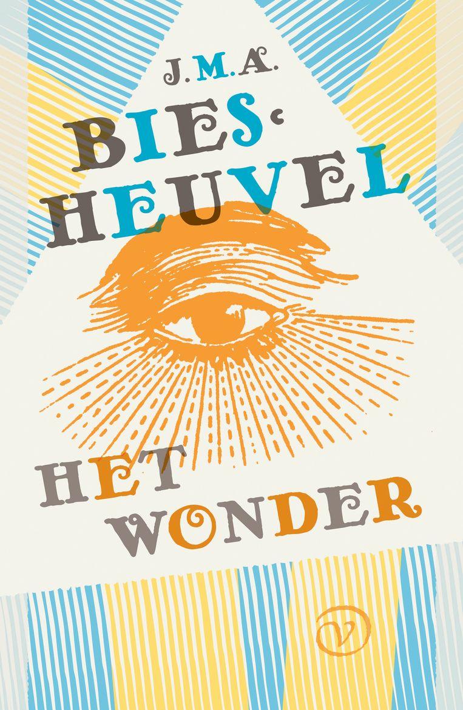 Grafisch ontwerper René van der Vooren maakte speciaal voor deze uitverkiezing een omslag voor het korte verhaal  Beeld René van der Vooren