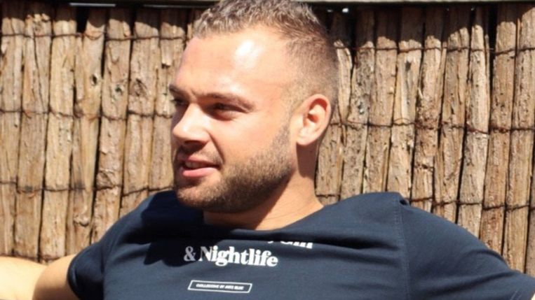 Bas van Wijk (24) werd op 8 augustus doodgeschoten. Beeld Privéfoto