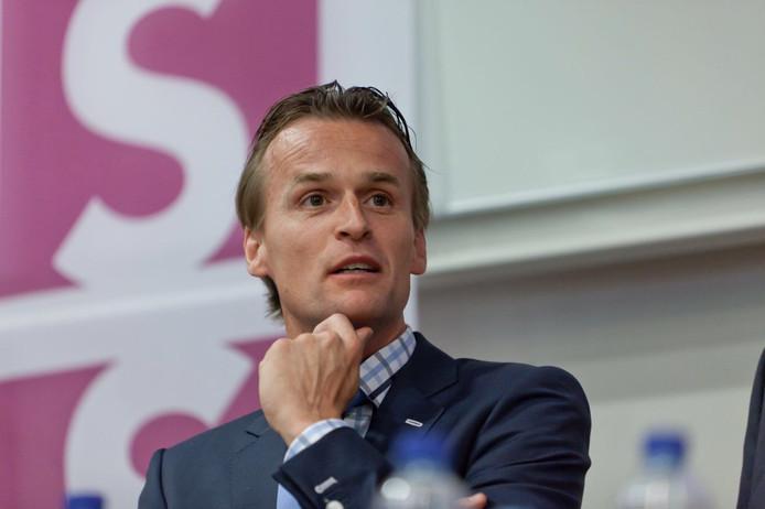 Erik-Jan Mares, sinds anderhalf jaar de topman van Zeeman.