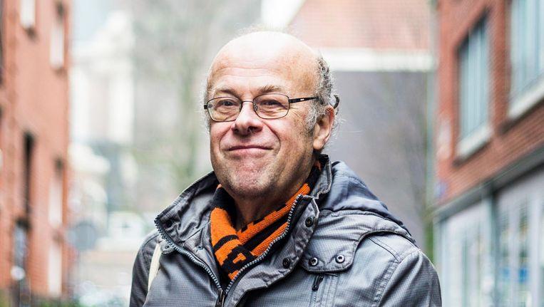 Peter Paul de Baar was hoofdredacteur van Ons Amsterdam en stelde een Theo Thijssenbloemlezing samen Beeld Tammy van Nerum
