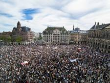 Onbegrip over drukte bij betoging tegen racisme
