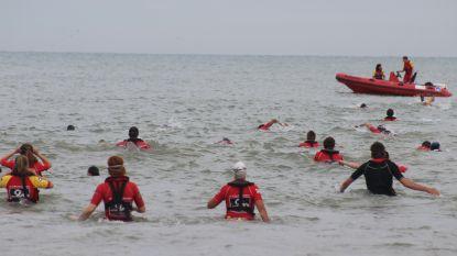 Gemeente organiseert grote test voor Middelkerse strandredders