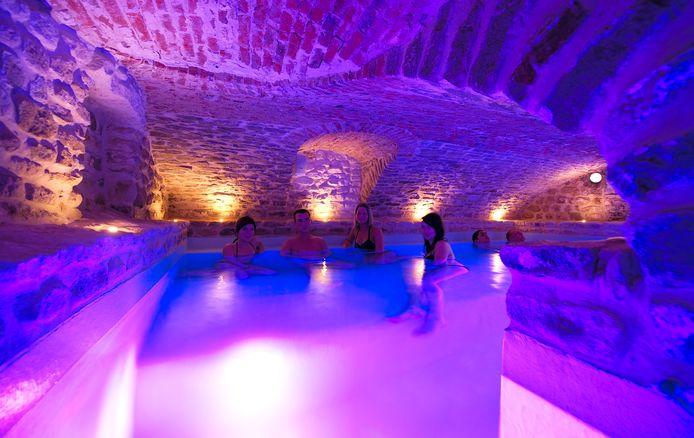 Thermae Boetfort - de favoriete warmwater kelder van Stien