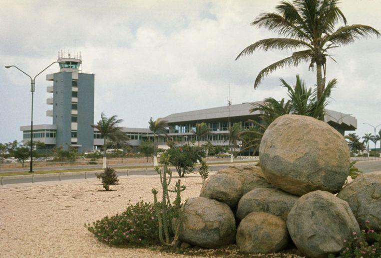 KLM en Martinair vliegen nu nog beide op Aruba, evenals concurrent Arkefly. Volgens de KLM is de verbinding naar Aruba de laatste maanden 'minder rendabel' geworden. Foto ANP Beeld