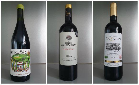 El Burro Santa Julia Organic, Finca Manzanos en Château Cazalis