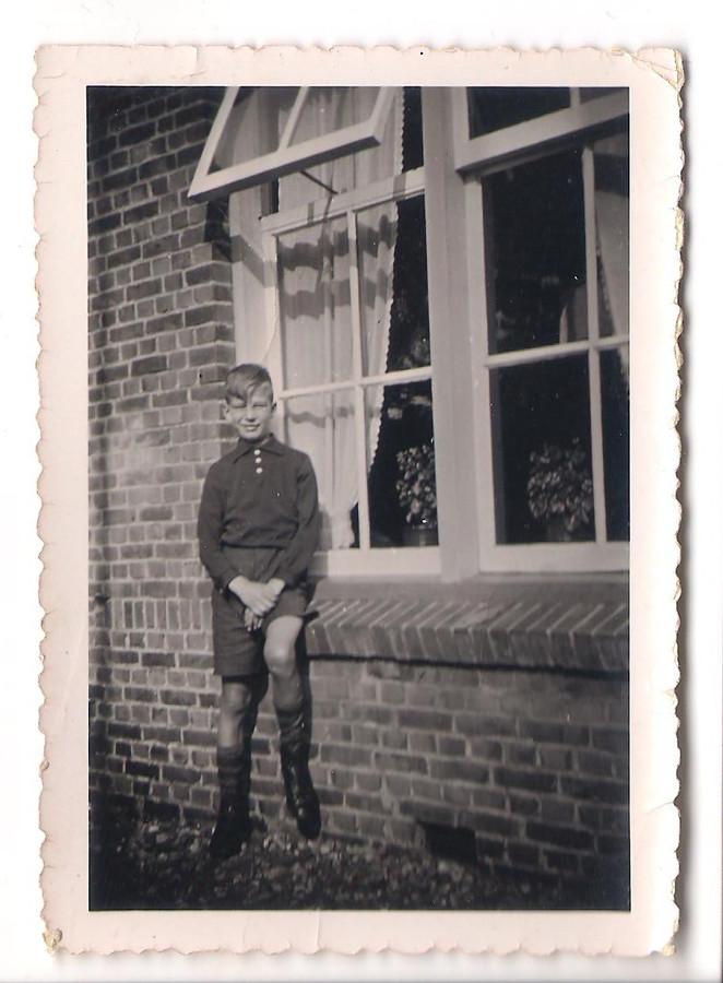 Henk Kuitert - Bombardement 22 februari 1944