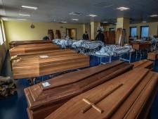 LIVE   Inspectie vraagt ziekenhuizen: 'Schaal op en werk mee', dodental Italië boven de 10.000