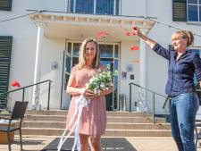 Zoetermeerse Petra trouwt door corona zonder familie en vrienden