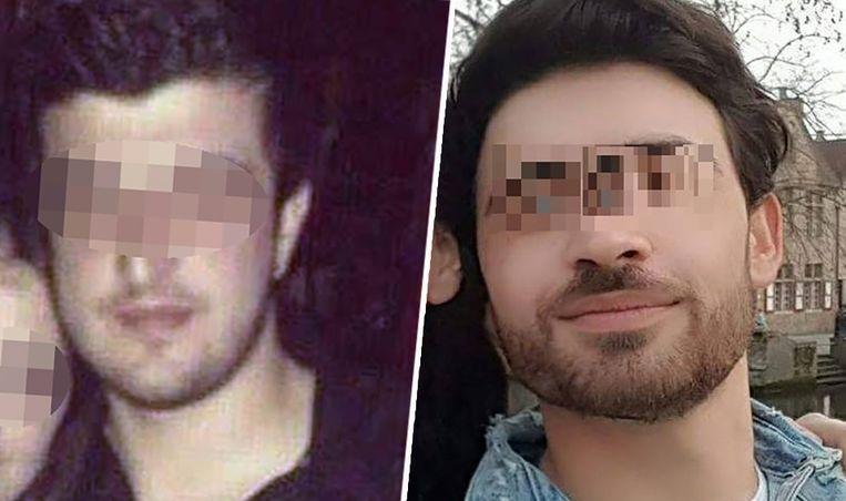 Koba M. (links) was de eerste verdachte die maandag werd opgepakt. Tweede verdachte Giorgi K. (rechts) is ook van Georgische afkomst.